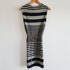 Anthropologie Dolan Striped Dress - L